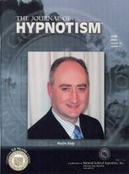 Martin Kiely featured in the National Guild of Hypnotists Journal of Hypnotism