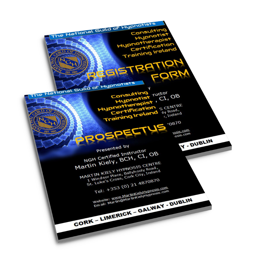 NGH Consulting Hypnotist Certification Training Ireland Prospectus