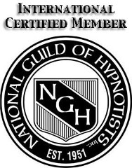 National Guild of Hypnotists International Member Logo
